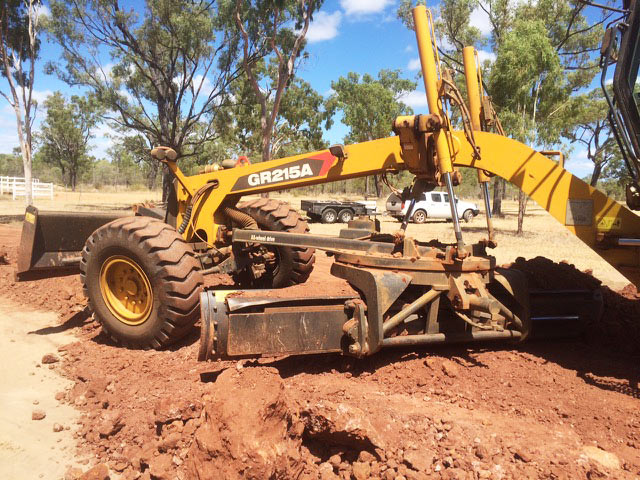 Loaders for sale - XCMG GR125 - Machinery - d