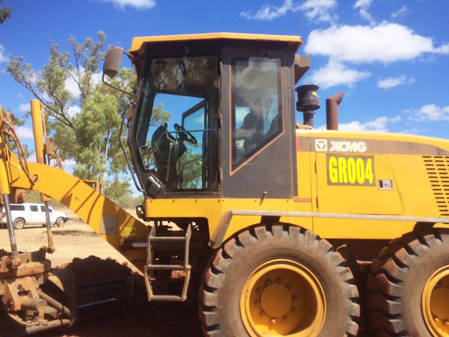 Loaders for sale - XCMG GR125 - Machinery - e