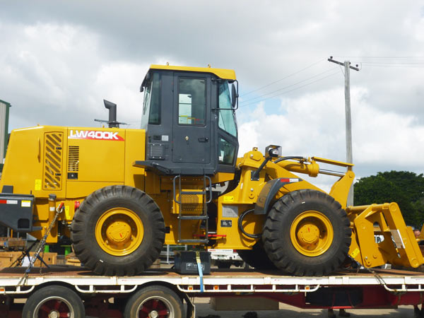 XCMG machinery LW 400K - loaders for sale - a