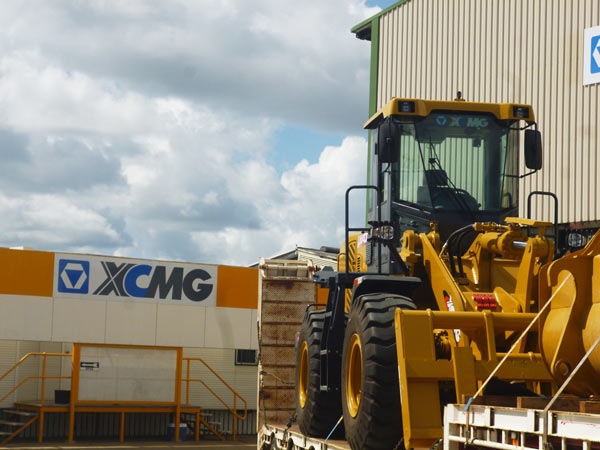 XCMG machinery LW 400K - loaders for sale - c