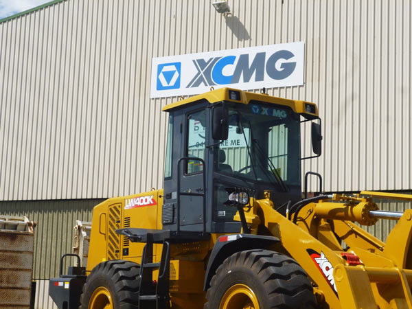 XCMG machinery LW 400K - loaders for sale - d