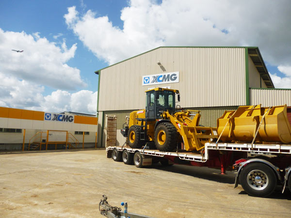 XCMG machinery LW 400K - loaders for sale - e