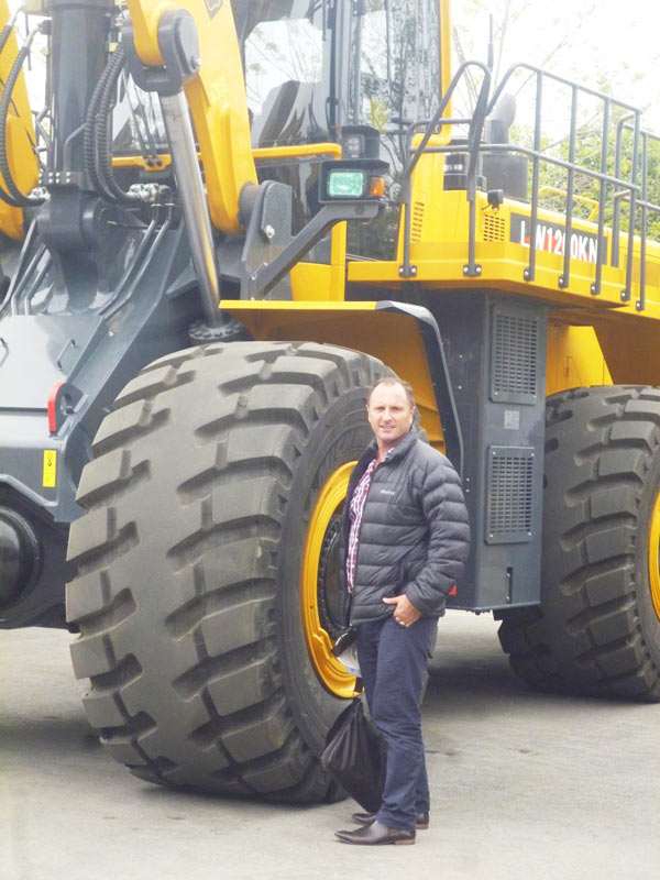 Wheel Loaders for Sale - XCMG-LW1200KNa
