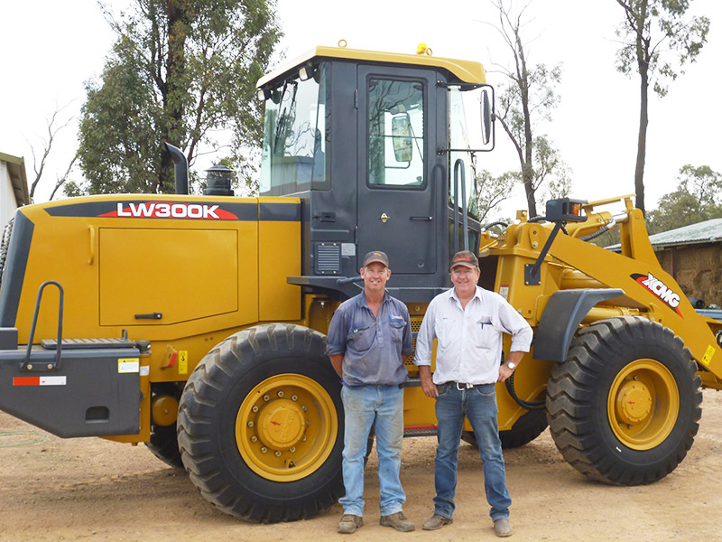 XCMG machinery LW300K - loaders for sale-1