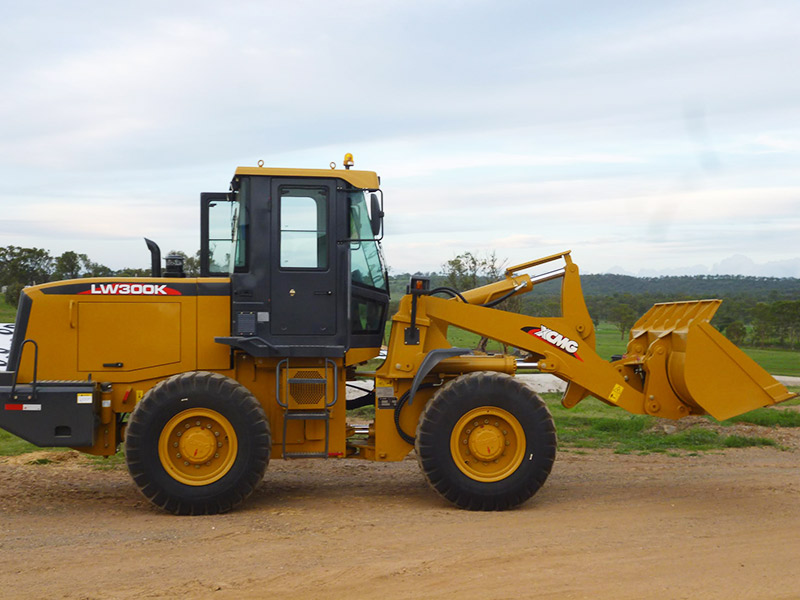 XCMG machinery LW300K - loaders for sale-4