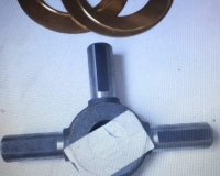 Spider and thrust bearings for differentials