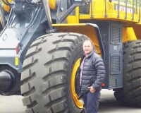 Wheel Loaders for Sale - XCMG-LW1200KNb