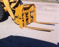 loader excavator earthmoving attachments at Gold Bug