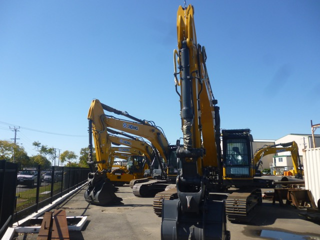 Excavators for Sale - XCMG Machinery