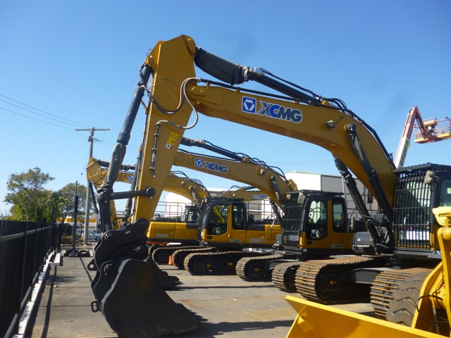 Excavators for Sale-3 - XCMG Machinery