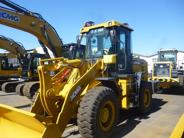 Loaders for Sale - XCMG-LW300K