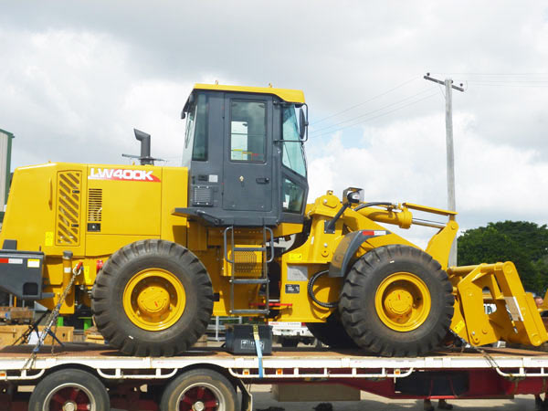 XCMG Machinery - Loaders for Sale - LW 400